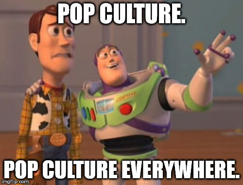 Student Essay Pop Culture is not meaningless